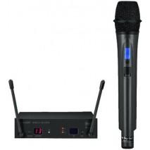 Stage Line TXS-616SET, multifrekvenciás vezetéknélküli mikrofonrendszer