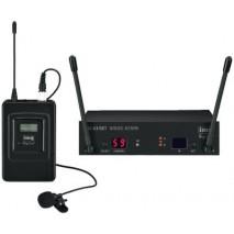 Stage Line TXS-631SET, multifrekvenciás vezetéknélküli mikrofonrendszer