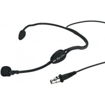 Stage Line HSE-70WP, mikrofonok, headband