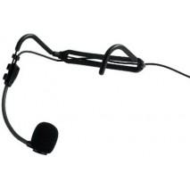 Stage Line HSE-821SX, elektrét fejpántos csere-mikrofon