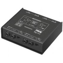 Stage Line DIB-102 2 csatornás DI-box