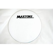 """Maxtone 14"""" Tambőr - Clear, Kétrétegű"""