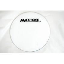 """Maxtone 16"""" Tambőr - Clear, Kétrétegű"""