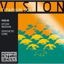 Thomastik Vision Titánuim Hagadűhúr garnitúra soló / VIT100 s