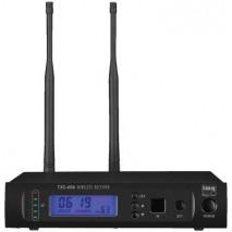Stage line TXS-606, vezetéknélküli mikrofonrendszerek, vevõk