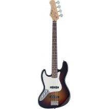 Stagg B300 LH SB elektromos basszusgitár