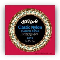 D'Addario EJ27-H Klasszikus – nylon húro