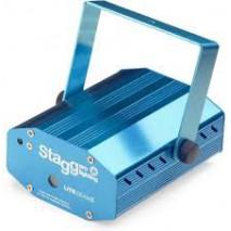 STAGG SLR LITE 8-2 Kétszínű lézer