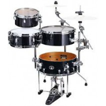 Tama Silverstar Cocktail-JAM shell kit VD46CBC