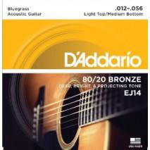 D'Addario EJ14 akusztikus gitár húr