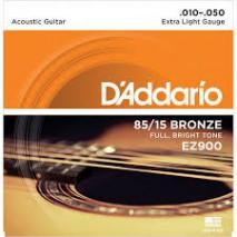 D'Addario EZ900 Akusztikus gitár húr