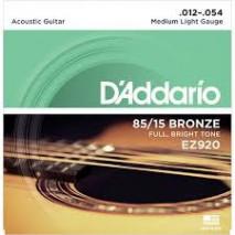 D'Addario EZ920 Akusztikus gitárhúr