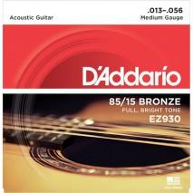 D'Addario EZ930 Akusztikus gitárhúr