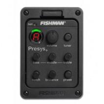 Fishman F PRO-PSY-201 Presys+ előerősítő, hangolós, Sonicore PU