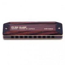Suzuki HS-MR550-G Pure Harp G szájharmonika