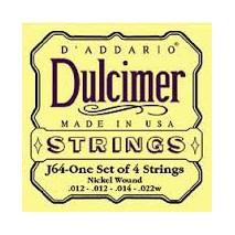 Daddario J64 OUD, ukulele húrkészlet