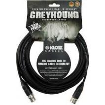 Klotz Greyhound mikrofonkábel 1 méteres