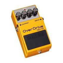 Boss OD-1X Overdrive pedál