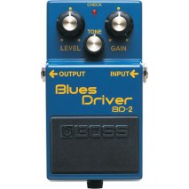 Boss BD-2 Blues Driver pedál
