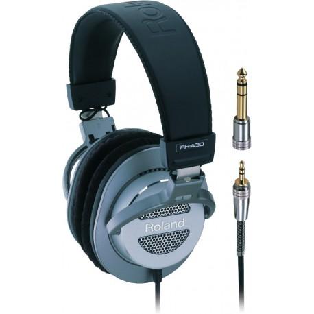 Roland RH-A30 Nyitott fejhallgató - HangszerBarlang 0706b00bd1