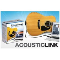 Alesis - Guitar Link Plus interface, USB/Jack out konverter, 16-bit, 44.1 kHz, GuitarRig 4 LE