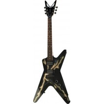 Dean Dimebag Black Bolt ML