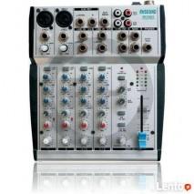 RH Sound MC6002S 4 csatornás keverőpult