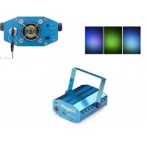 STAGG SLR LITE 16-2 két színű LED effekt