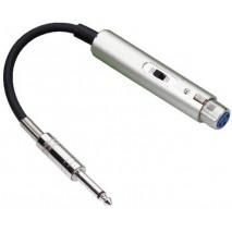 Stage Line MA-100/15, mikrofon illesztő transzformátor