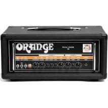 ORANGE DUAL DARK 50 gitár erősítő fej