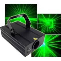 Laserworld - EL 60G laser, zöld max. 60mW, automata, hangvezérelt, léptetőmotor