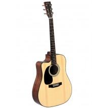 Sigma SI-DMC-1STEL elektroakusztikus gitár