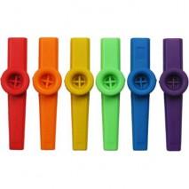 Stagg Kazoo, a játékos hangszer többféle színben