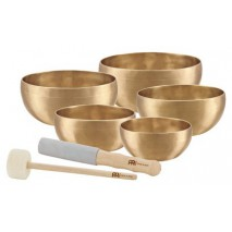 The MEINL SB-U-2950 Singing Bowls Set - UNIVERSAL SERIES SET (5db)