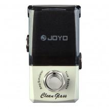 Joyo JF-307 Ironman effektpedál, Clean Glass