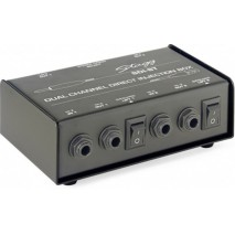 STAGG SDI-ST 2-csatornás passzív DI-box