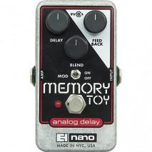 ELECTRO-HARMONIX EH-MemoryToy EFFEKTPEDÁL MEMORY TOY ANALÓG ECHO