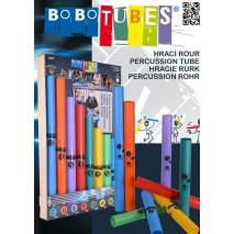 BOBOTUBES hangcső gyerekeknek, minden hang más színnel jelölve