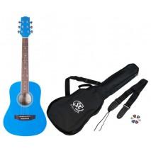 SX SM1-1/2-LRD 1/2 es akusztikus gitár szett