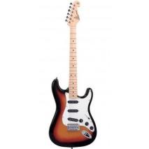SX SST/ALDER-3TS elektromos gitár