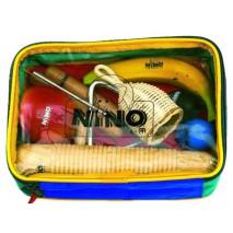 Nino Percussion NINOSET4 gyerek gütőhangszer szett