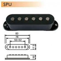 Dr.Parts SPU-BK elektromos gitár hangszedő
