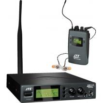 JTS SIEM-111/5, sztereó multiplex (MPX) URH PLL fülhallgatós monitorrendszer