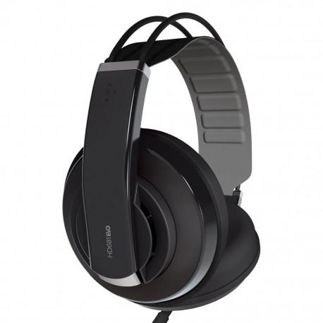 Superlux HD681 EVO BK fejhallgató - HangszerBarlang 13d15f0bbf
