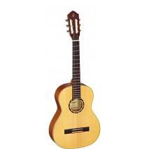 Ortega R121 1/4 -es klasszikus gitár ajándék tokkal