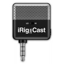 iRig Mic Cast ultra-compact mikrofon iOS & Android készülékekhez