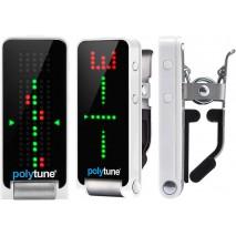 TC Electronic PolyTune Clip polifonikus csíptethető hangológép