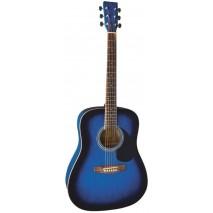 VGS D-10 BK akusztikus gitár