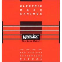 Warwick Red Label 4 Húros 40 - 100 Nikkel Basszusgitárhúr