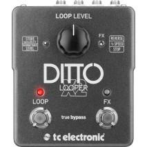 TC Electronic Ditto X2 Looper effekt pedál
